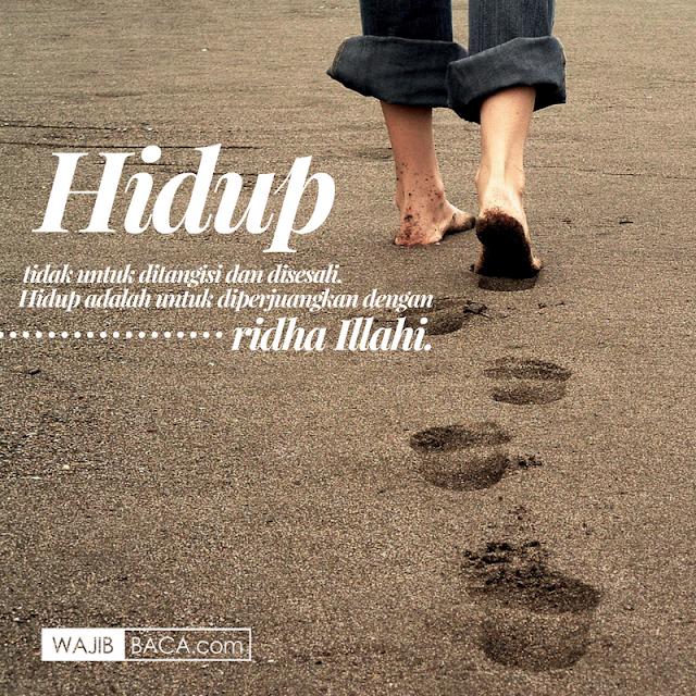 Cara Menjalani Hidup A la Islam, Kata Motivasi untuk Penyemangat Pagi Hari!