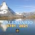 CALENDARIO DE PLANIFICACIÓN 5781-2021