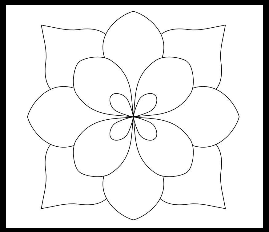 Imaginesque: Flower Patterns