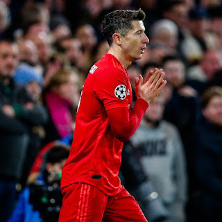 OFFICIAL: Lewy ruled out for 4 weeks due to knee injury & will miss Chelsea tie