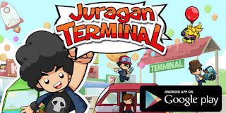 Juragan Terminal Mod Apk v2.1 Terbaru Full Unlocked