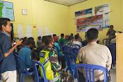Danramil Sosialisasi Pencegahan Karhutla di Desa Mangun Jayo
