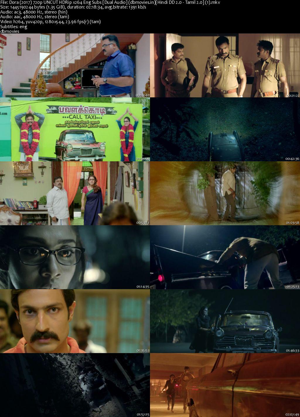 screen shot Dora 2017 Full Movie Download Dual Audio Hindi 720p