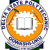Delta State Poly Ogwashi-Uku Post UTME Form 2018/2019 Session