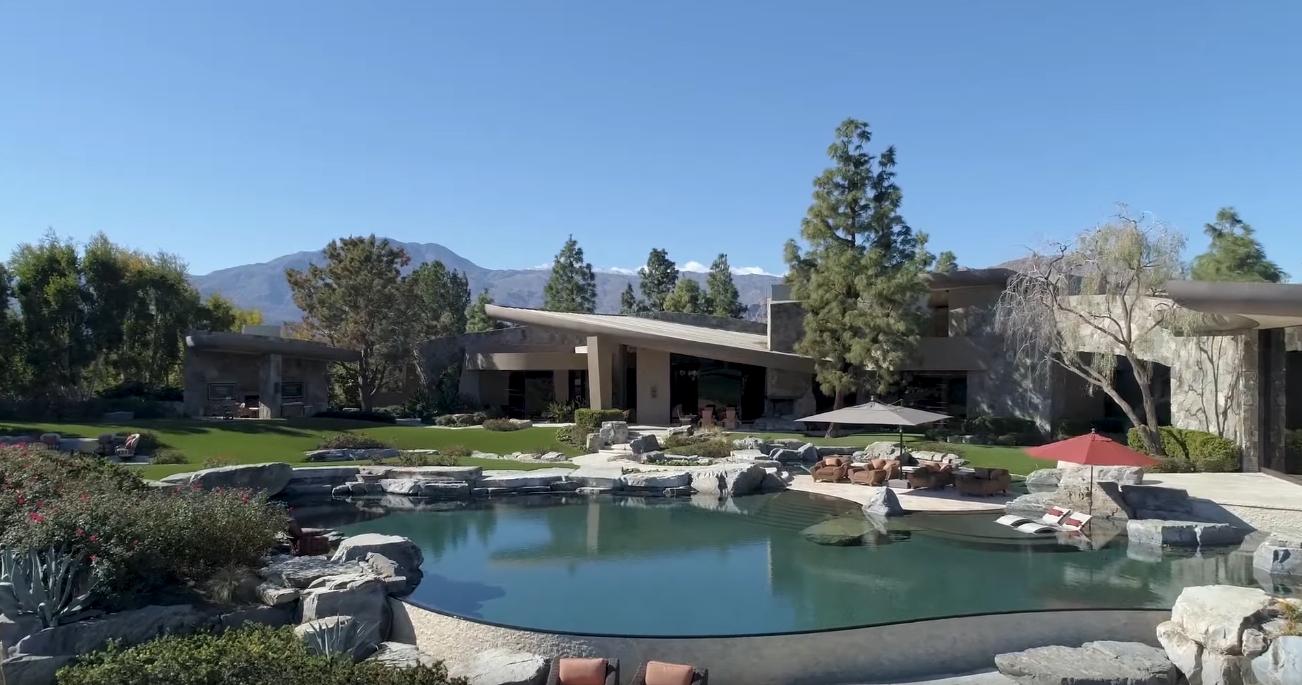 26 Photos vs. California's Desert Most Expensive Mansion In La Quinta Interior Design Tour