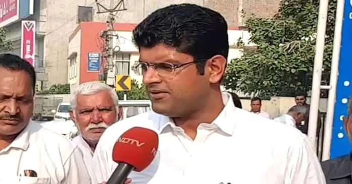 BJP's ally Dushyant Chautala's JJP refuses to contest Delhi elections after Akali Dal,www.thekeralatimes.com