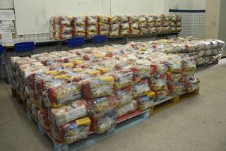 Mais de 254 mil estudantes da rede pública receberão cestas básicas nos próximos dias na Paraíba