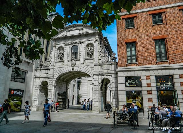 Temple Bar Gate, Londres
