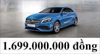 Giá xe Mercedes A250