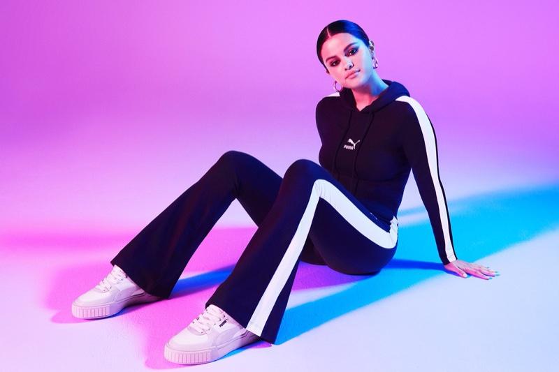 Singer Selena Gomez fronts PUMA Cali Sport sneaker campaign