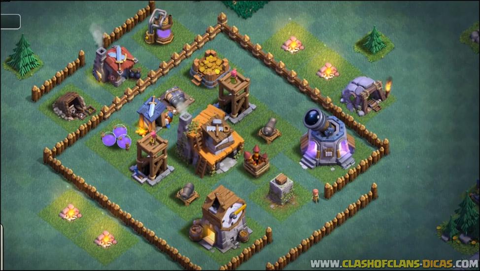 Base Builder  Anti Barbarian