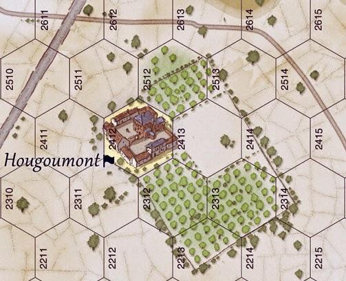 Hougoumont - Hexasim