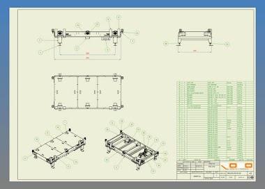 Ford Konveyör - 1 Projesi