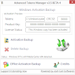 Josh Cell Softwares: Advanced Tokens Manager - The Activation Backup Solution
