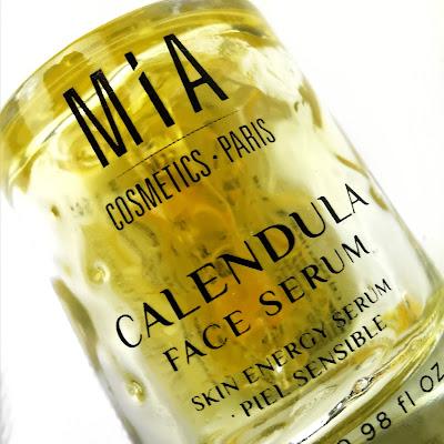 Mía Cosmetics Paris - Caléndula facial
