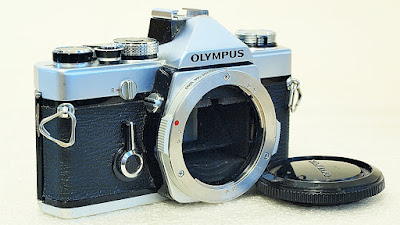 Olympus OM-1 MD (Chrome) Body #268