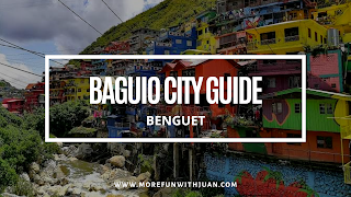 Baguio City Guide