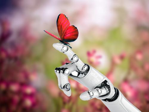 Robots Take Over World