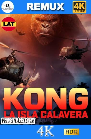 Kong: La Isla Calavera (2017) Ultra HD REMUX 4K HDR & BRRip 1080p Dual-Latino VIP