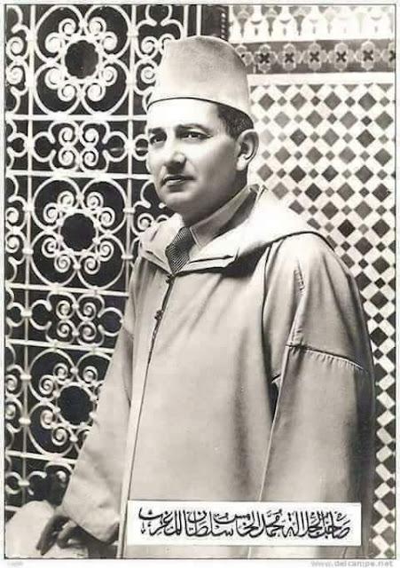 عاشر رمضان... ذكرى وفاة جلالة المغفور له محمد الخامس قدس الله روحه