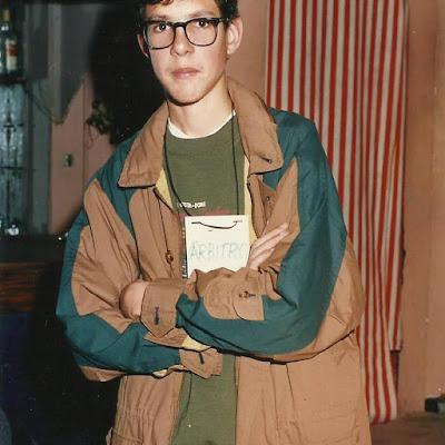 Uma de minhas primeiras arbitragens: a edição de 1990 do Lajes Puma