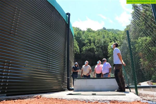 El Consejo Insular de Aguas coordina con el Ayuntamiento de Barlovento la mejora del abastecimiento municipal