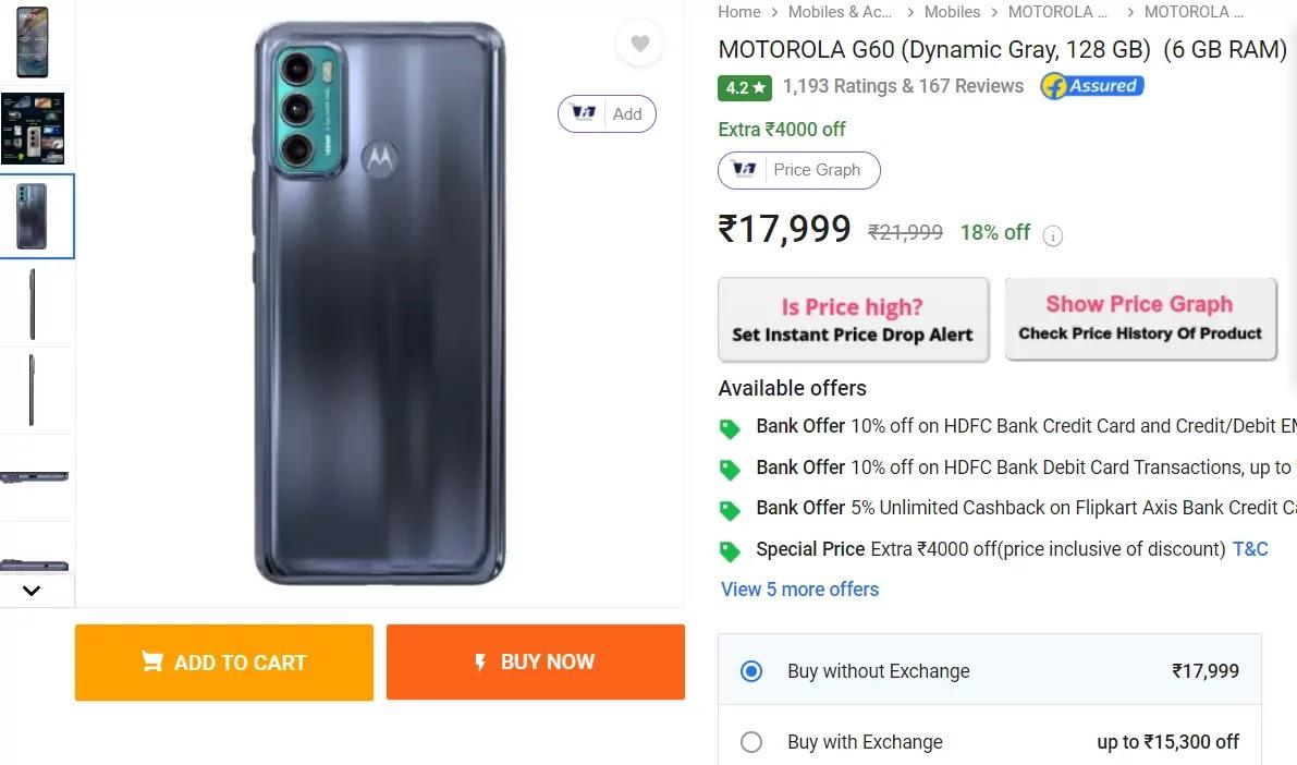 Best Smartphones Under 20000 in india