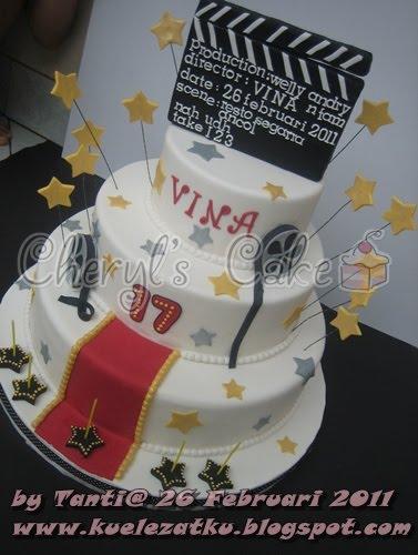 Kue Ulang Tahun Anak Cupcake Birthday Cake Sweet