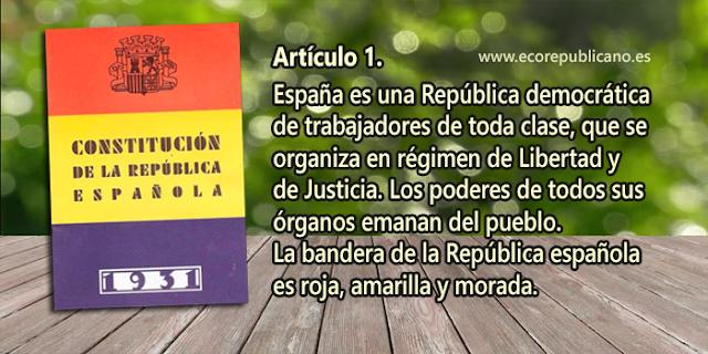 Constitución de la República Española de 1931