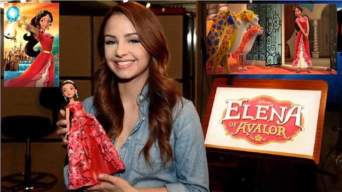 """""""Elena de Avalor"""",  la nueva princesa dominicana de Disney debutará el 22  julio"""