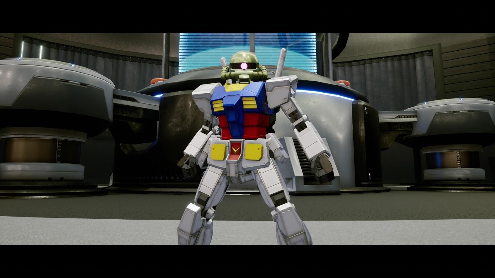 New Gundam Breaker é anunciado para PS4 e será lançado no ocidente