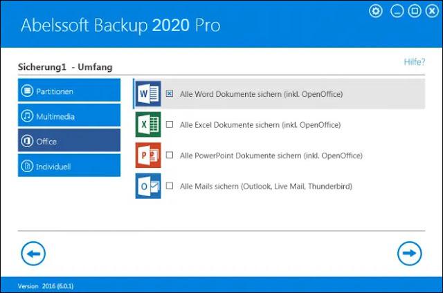 Abelssoft EasyBackup 2020 full