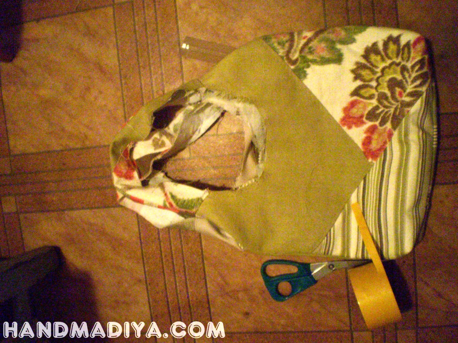 Летняя сумка. Мастер-класс. Sewing summer bag