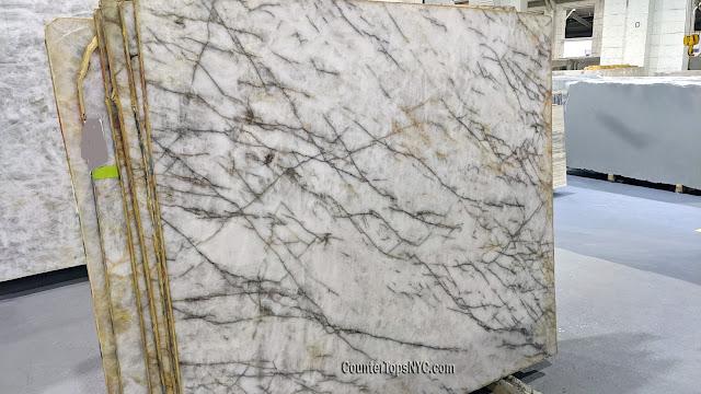 Lumix Polished Quartzite Slab 3cm C NYC