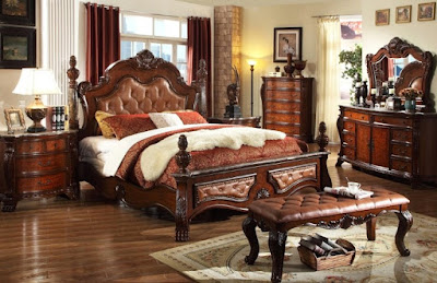 The Elegant Of Cherry Bedroom Furniture Collection