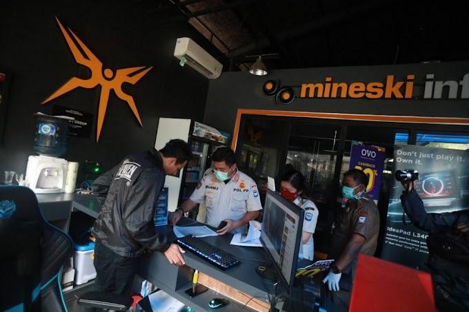 Satpol PP Kota Bandung Pastikan Pengusaha Wajib Ikuti Imbauan Pemerintah