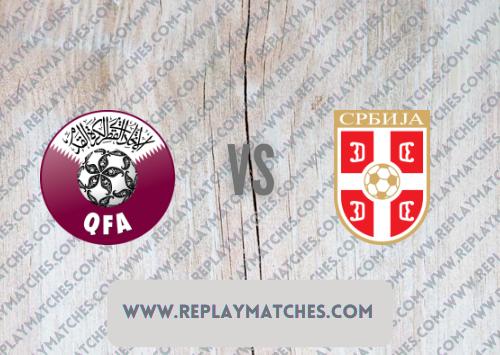 Qatar vs Serbia -Highlights 01 September 2021