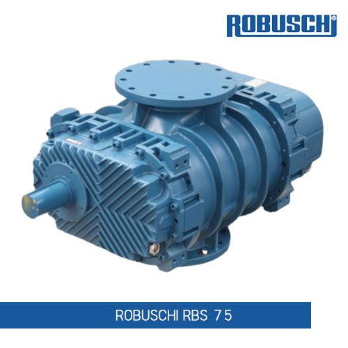 Máy thổi khí robuschi RBS 75