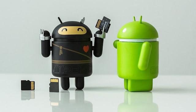 Cara Menggunakan MicroSD Sebagai Penyimpanan Internal di Android