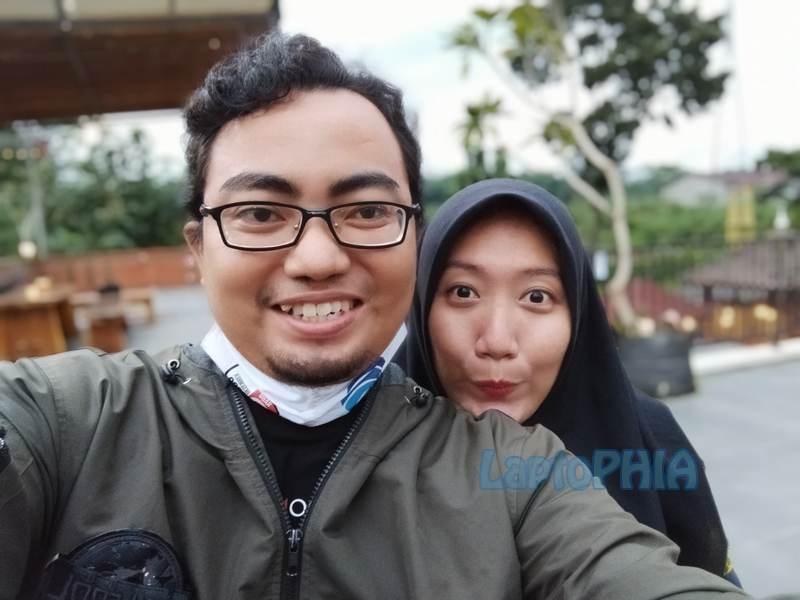 Hasil Foto Kamera Depan Xiaomi Redmi 9T