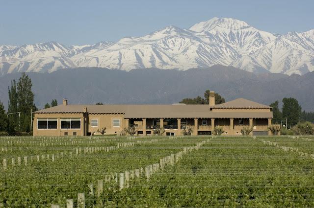 Vinícola Pulenta Estate em Mendoza