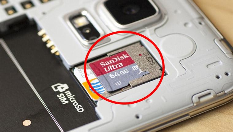 Memperbaiki kartu Memori Rusak atau Tidak Terbaca di Android