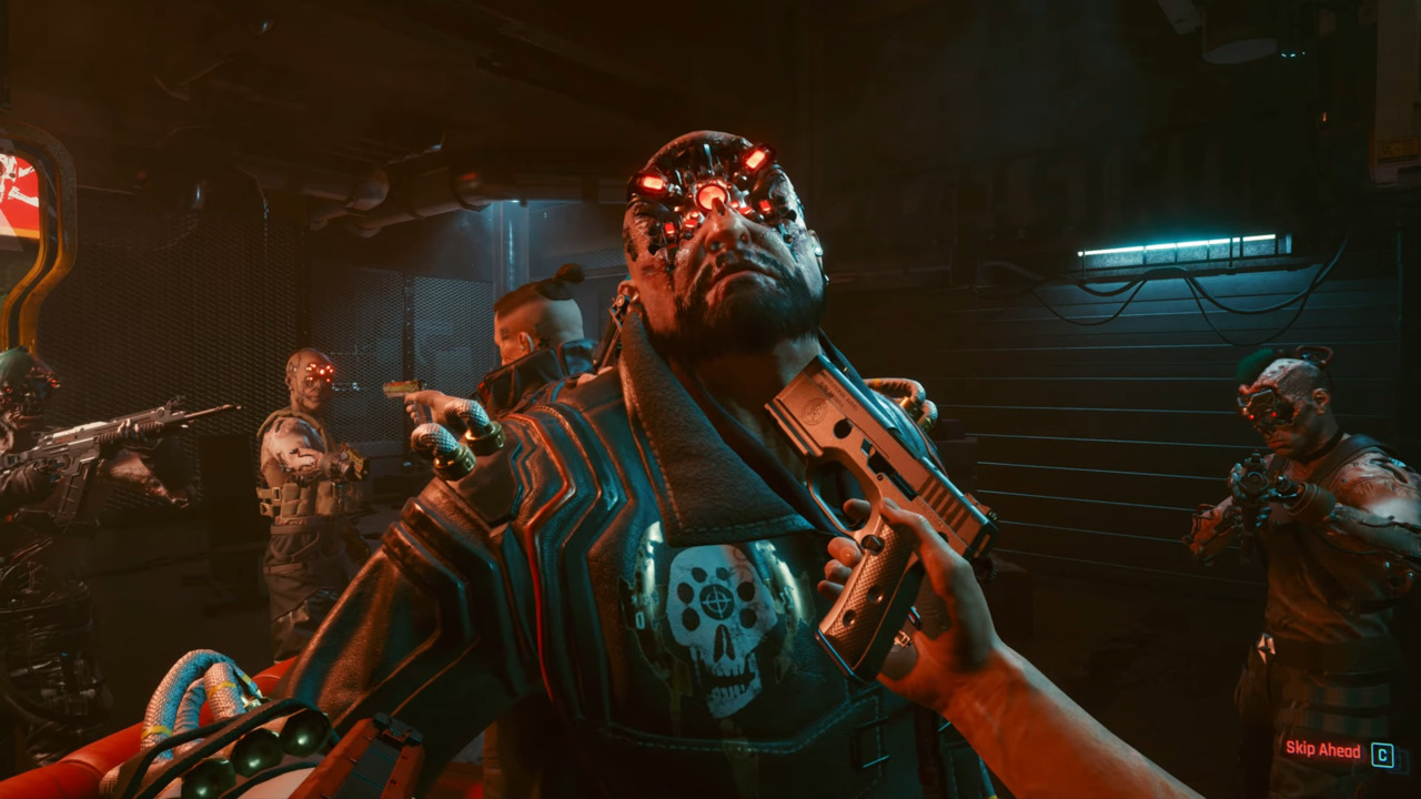 How to kill Royce in Cyberpunk 2077?