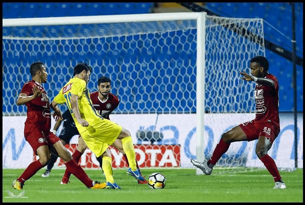 مشاهدة مباراة التعاون والفيصلي بث مباشر اون لاين اليوم السبت 26-10-2019 في الدوري السعودي