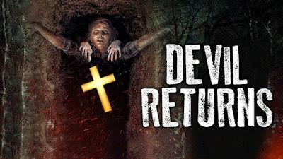 Devil Returns (2018) Hindi Dubbed 480p HDRip 300MB