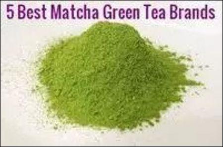 Best matcha green tea brands