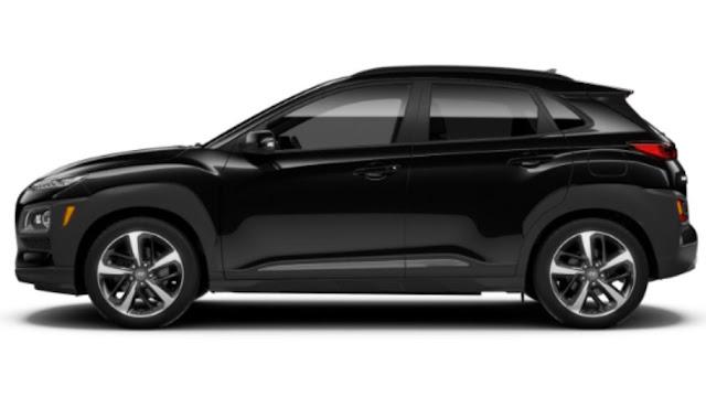 black-hyundai-kona-wheels-and-door