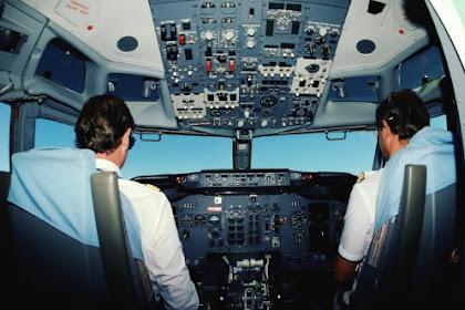 Penerbangan Delay Gara-Gara Pilot Minta Ditemani Co-pilot Wanita Idamannya