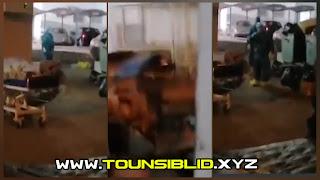 فيديو اليوم : رمي جثة رجل متوفي من جراء الكورونا في زبلة بالمستشفى الجامعي فطومة بورقيبة بالمنستير