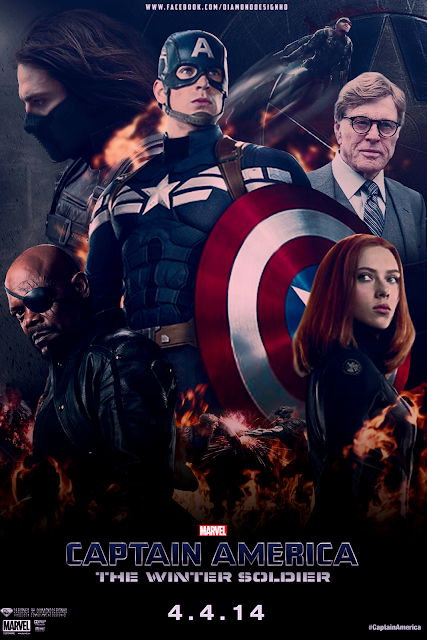 Download Captain America: The Winter Soldier (2014) BluRay Subtitle Indonesia